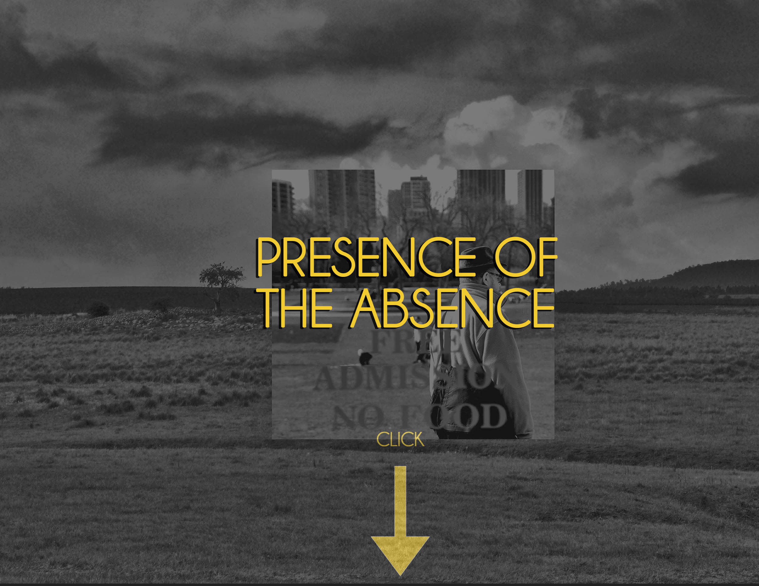 Presence of the Absence